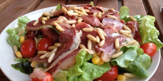 La salade landaise, classique mais efficace