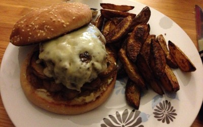 Burgers - les recettes du camion qui fume : le burger campagne