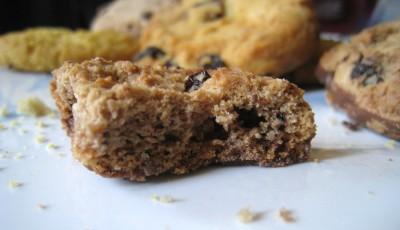 Cookie Cadbury chunky au chocolat et fruit