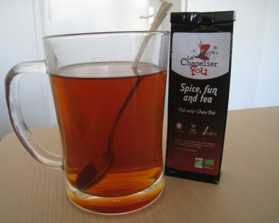 Thé bio Chapelier fou : Spice, fun and tea