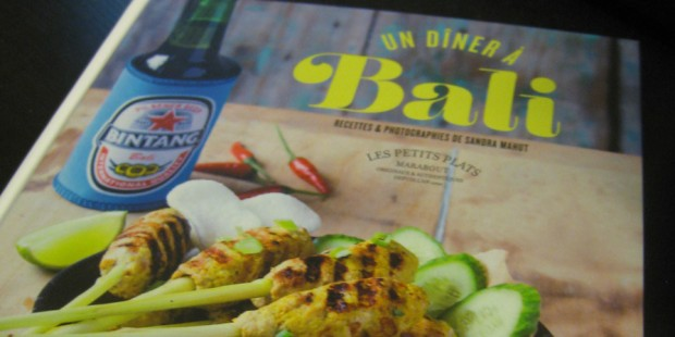 Un dîner à Bali - Les petits plats Marabout