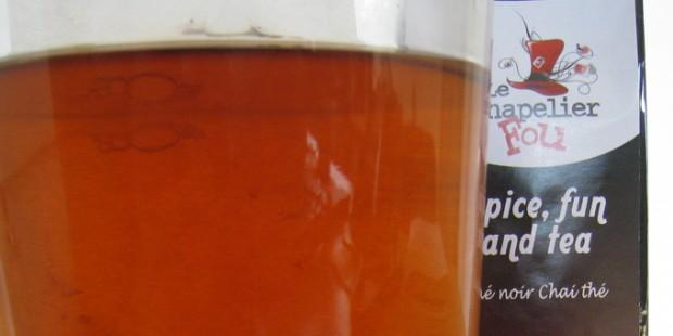 Thé de la semaine : Chapelier Fou - Spice, fun and tea