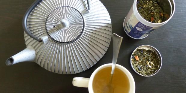 Thé de la semaine - Palais des thés Hokusai
